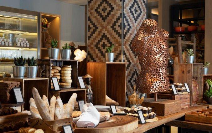 Ontbijt van Resort Hilton Bali