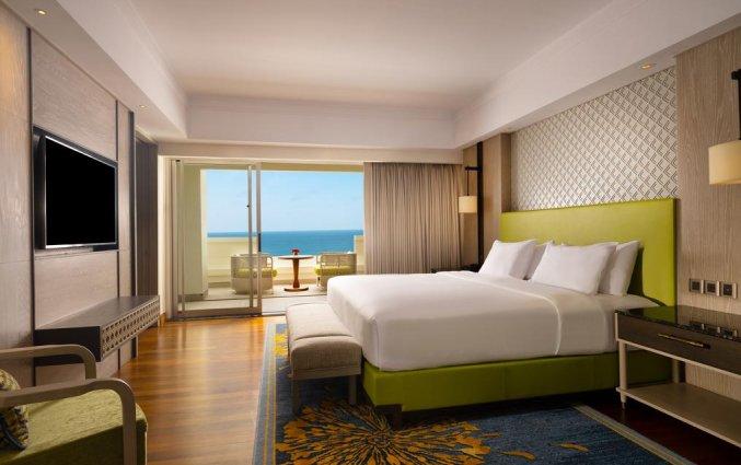 Tweepersoonskamer van Resort Hilton Bali