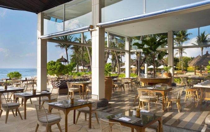 Restaurant van Resort Hilton Bali