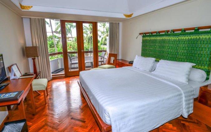 Tweepersoonskamer van Hotel Prama Sanur Beach Bali