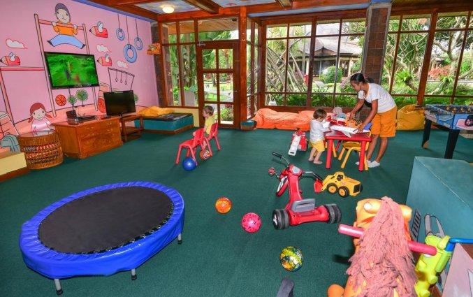 Kinderopvang van Hotel Prama Sanur Beach Bali
