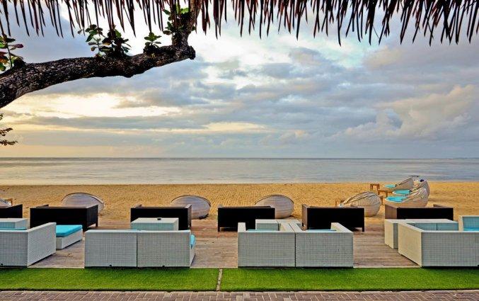 Strand van Hotel Prama Sanur Beach Bali
