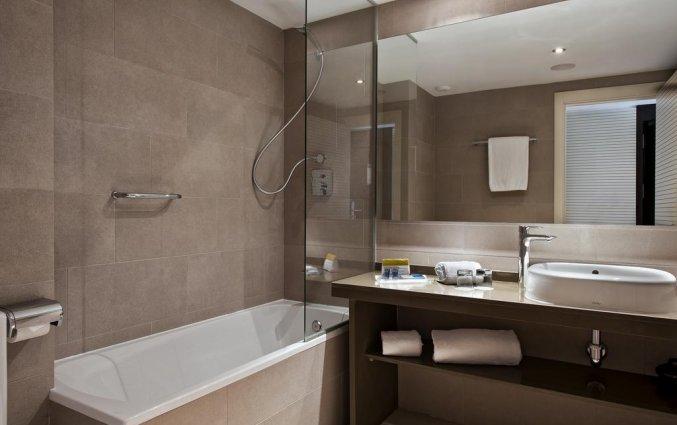 Badkamer van Hotel Exe Moncloa in Madrid