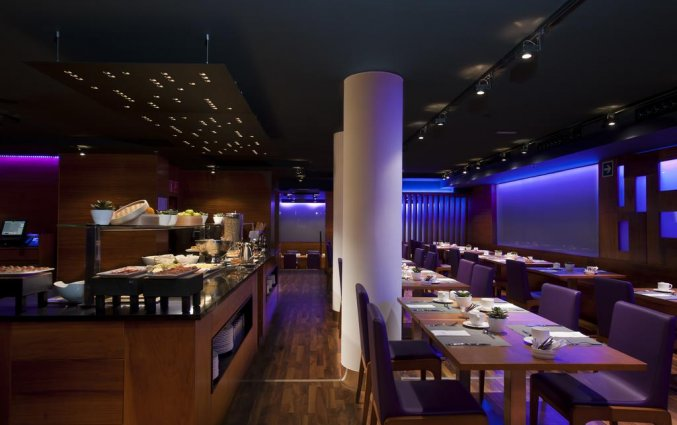 Restaurant van hotel Exe Moncloa Madrid