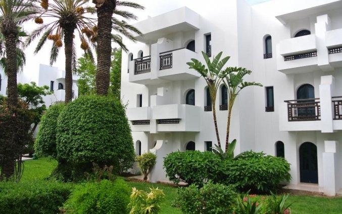 Gebouw van Les Jardins d'Agadir in Agadir