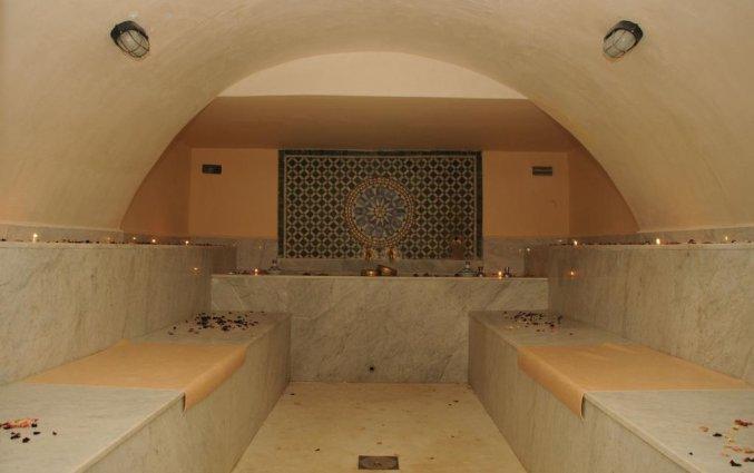 Sauna van Les Jardins d'Agadir in Agadir