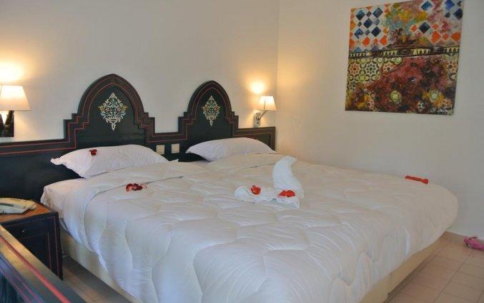 Slaapkamer van Les Jardins d'Agadir in Agadir