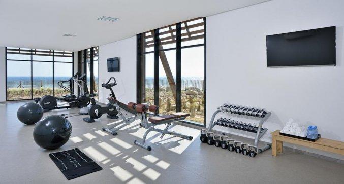Sol House Taghazout Bay - Fitnessruimte