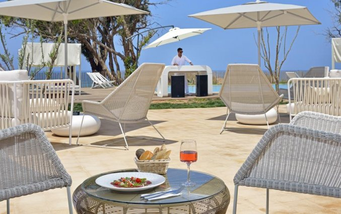 Sol House Taghazout Bay - Terras