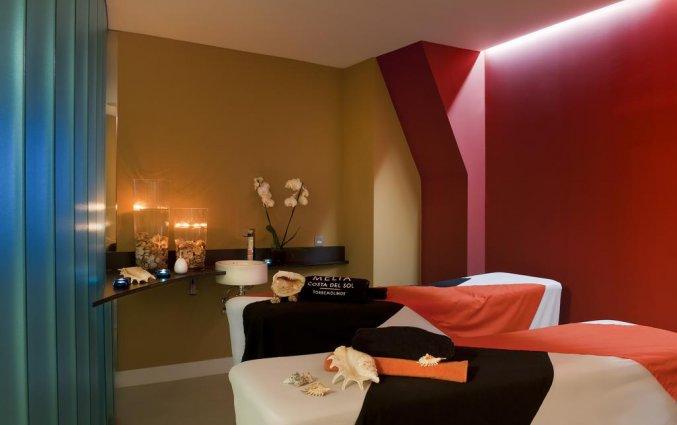 Massage van hotel Melia Costa del Sol in Torremolinos