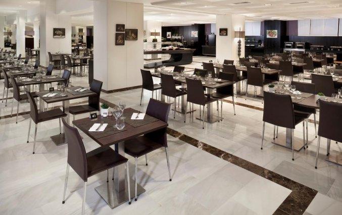 Restaurant van hotel Melia Costa del Sol in Torremolinos