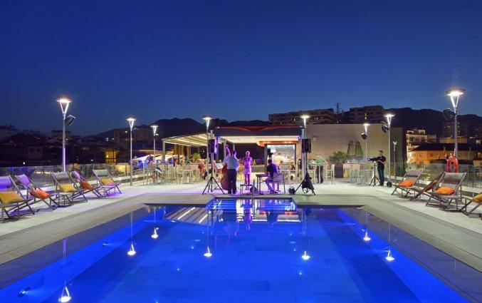 Zwembad van hotel Melia Costa del Sol in Torremolinos