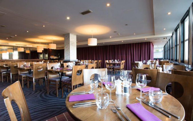 Restaurant van hotel Jury's Inn in Edinburgh