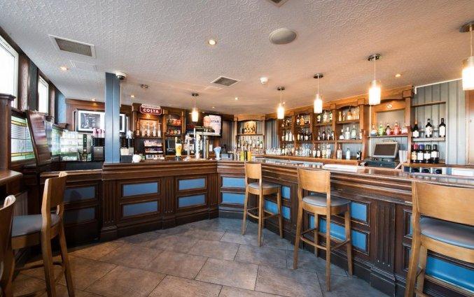 Bar van hotel Jury's Inn in Edinburgh
