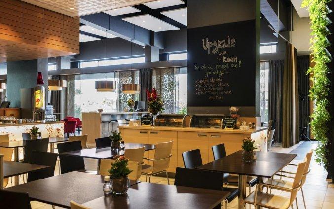 Eetzaal van Hotel Ibis Leiden Centre in Leiden