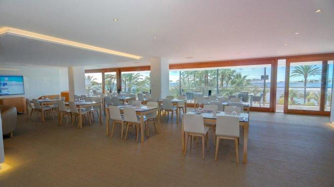 Restaurant van hotel THB Los Molinos in Ibiza