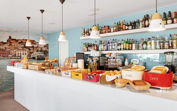 Bar van hotel THB Los Molinos in Ibiza