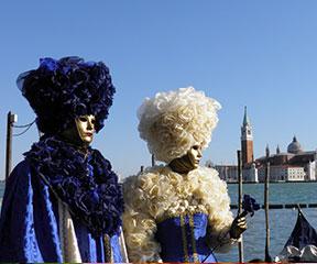 Carnaval Venetië - 19 februari t/m 1 maart