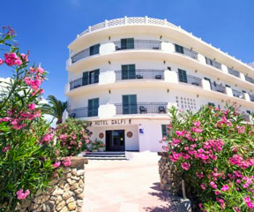 Ibiza - Hotel Azuline Galfi